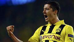 Lewandowski chce pryč z Dortmundu, prý je domluvený s Bayernem