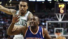 New York a San Antonio jsou krok od 2. kola play off NBA