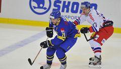 Hokejisté podlehli Švédsku 0:1. Trápili se střelecky i v přesilovkách