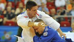 Judista Krpálek získal bronz na mistrovství světa v Riu