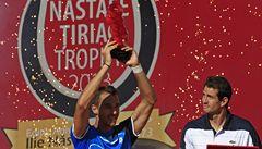 Rosol získal první titul v kariéře. Triumf věnoval zesnulému otci