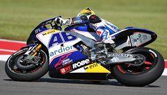 Abraham získal druhý bod v MotoGP, Kornfeil upadl