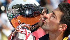 Djokovič ukončil vítěznou sérii Nadala v Monte Carlu