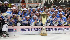 Plzeň slaví první titul v historii, nejdelší hokejové finále rozhodl Straka
