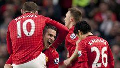 Anglický titul zůstal v Manchesteru, rekordní 20. triumf slaví United