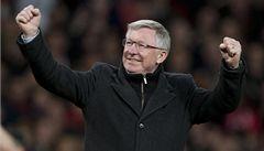 Fergusona těší, že se United pod jeho vedením dál drží na vrcholu