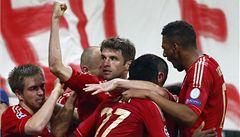 Barcelona v prvním semifinále vyhořela, Bayern ji deklasoval 4:0