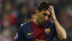 'MegaBayern' vypráskal Barcelonu, míní tisk. Mizerný sudí, zlobí se kouč