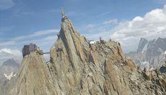 Drsná krása Savojských Alp chytí za srdce téměř každého