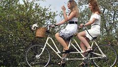 Historické bicykly i dvojkola. Ve Vratimově mají neobvyklou půjčovnu