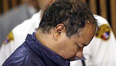 Únosce z Clevelandu stanul před soudem, hrozí mu trest smrti