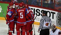 Rusové na MS vyhráli pojedenácté za sebou, Lotyše smetli 6:0