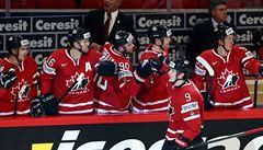 Kanada otočila na šampionátu duel s Dány a zvítězila 3:1