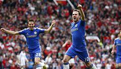 Chelsea zdolala United 1:0, liverpoolské derby nemělo vítěze