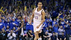 Do 2. kola play off NBA vstoupila vítězně Oklahoma s Indianou