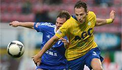 Teplice vyhrály v Olomouci 2:0 a opustily předposlední místo