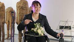 Cenu Olgy Havlové získala ředitelka asociace paraplegiků Jančíková