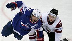 Lotyši porazili hokejisty Francie 3:1 a zachránili se
