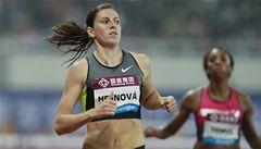 Překážkářká Hejnová v Šanghaji vyhrála časem roku, Veselý byl druhý