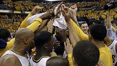 Basketbalisté Indiany vyzvou v boji o finále NBA obhájce Miami