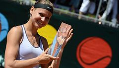 Nasazená jednička Šafářová obhájila vítězství na Sparta Prague Open