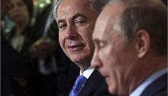 Sýrie prý zaměřila rakety na Izrael. Rusko chce dál Asadovi dodávat zbraně