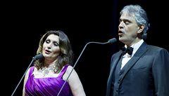 Nevidomý tenorista Bocelli obdrží vysokoškolský diplom