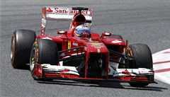 Alonso slaví triumf na domácí Velké ceně Španělska