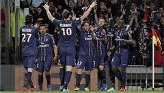Fotbalisté PSG potvrdili zisk prvního titulu od roku 1994