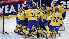 Švédové zdolali Kanadu v nájezdech a proklouzli do semifinále