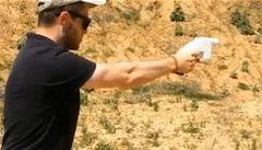 Vytisknout si zbraň a jít střílet? Rozhodně ne nemožné