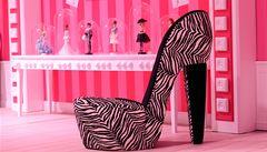 OBRAZEM: V Berlíně otevřeli dům panenky Barbie