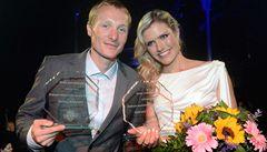 Soukalová a Moravec vyhráli anketu o nejlepší biatlonisty sezony