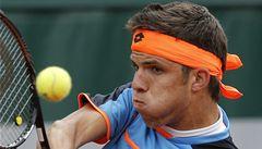 Veselý vytvořil nové osobní maximum, je 81. tenista světa