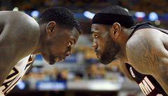 Basketbalisté Indiany srovnali sérii, Miami poprvé prohrálo venku