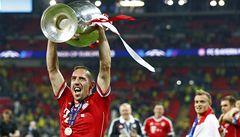 Ribéry momentálně vládne fotbalovému světu. Získá konečně Zlatý míč?