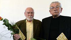 Básník Karel Šiktanc byl oceněn za své knížky pro děti