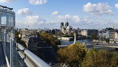 Nejkrásnější pohled na Paříž? Z ptačí perspektivy