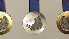 Medailové pořadí zemí na olympiádě v Soči