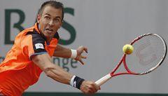 Rosol je podruhé v kariéře v semifinále, Štěpánek ve Vídni neuspěl