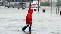 V boji s povodněmi pomáhají i sociální sítě a internet