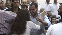 Káhira poslala za mříže pracovníky neziskovek. USA hrozí odvetou