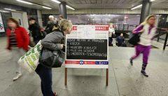Praha: Jak se dostanete z práce? Vrací se páteřní tramvaje