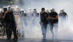 Protesty v Turecku: vládnoucí strana odmítla předčasné volby