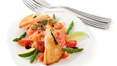 Jak připravit rybí carpaccio? Radí Roman Paulus