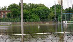 Povodně za 65 milionů. Kluby nahlásily škodu FAČR