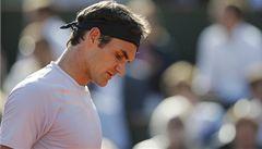 Federer končí ve čtvrtfinále, přehrál ho domácí Tsonga