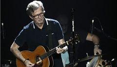 Erik Clapton na nové desce vzdává hold JJ Caleovi, autorovi Cocainu