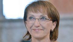 Hanáková končí ve vládě. 'Necítím podporu Gazdíka a Schwarzenberga'