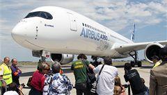 Írán chce s Airbusem uzavřít obří kontrakt. Hodlá nakoupit letadla za čtvrt bilionu